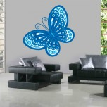 Stickers Papillon