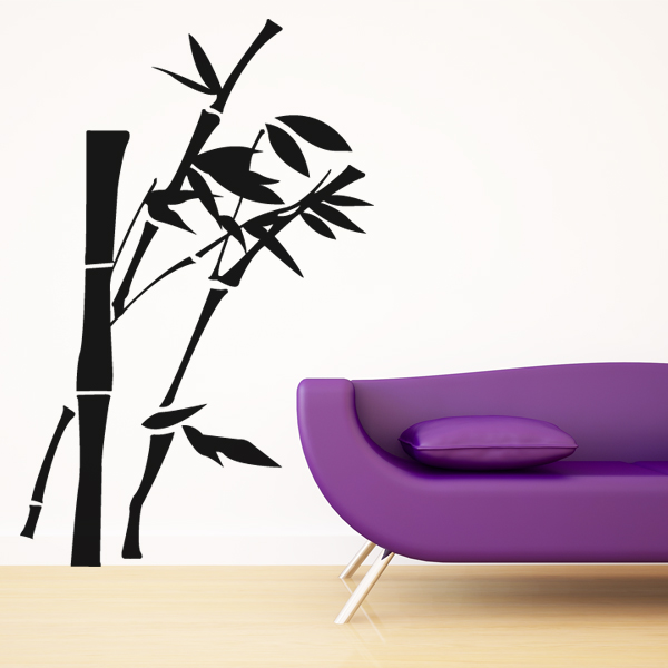 stickers bambou achetez vos stickers moins cher. Black Bedroom Furniture Sets. Home Design Ideas
