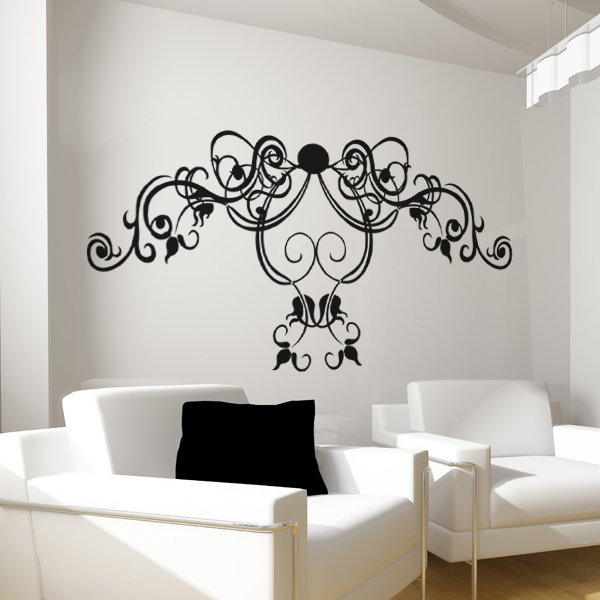 stickers baroque achetez vos stickers moins cher. Black Bedroom Furniture Sets. Home Design Ideas
