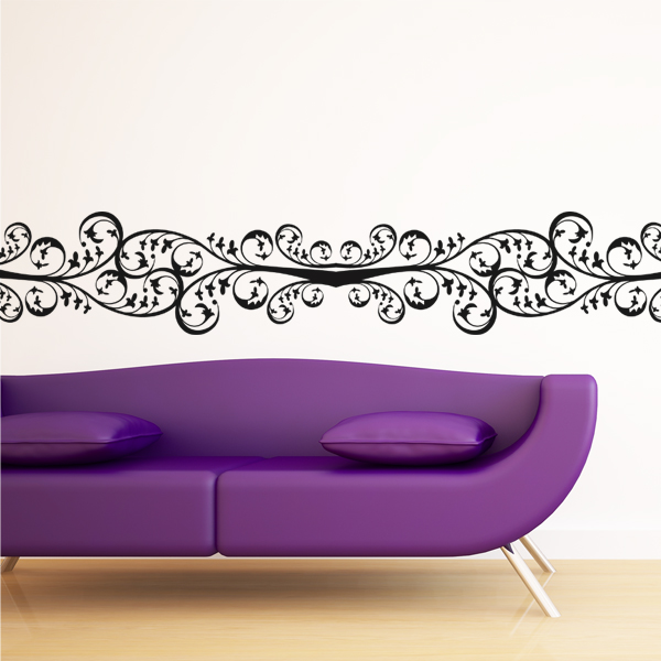 stickers frise achetez vos stickers moins cher. Black Bedroom Furniture Sets. Home Design Ideas