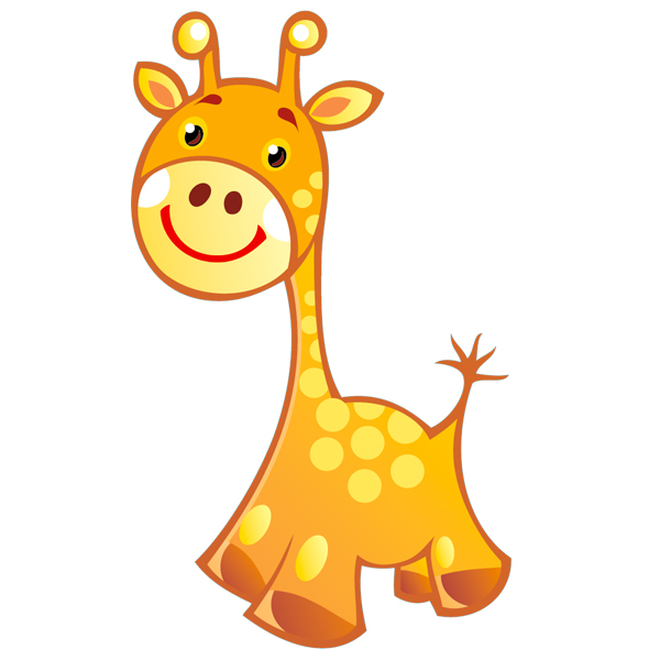 Pinterest the world s catalog of ideas - Stickers girafe chambre bebe ...